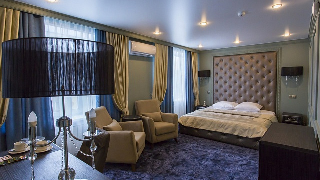 Premium business Double room